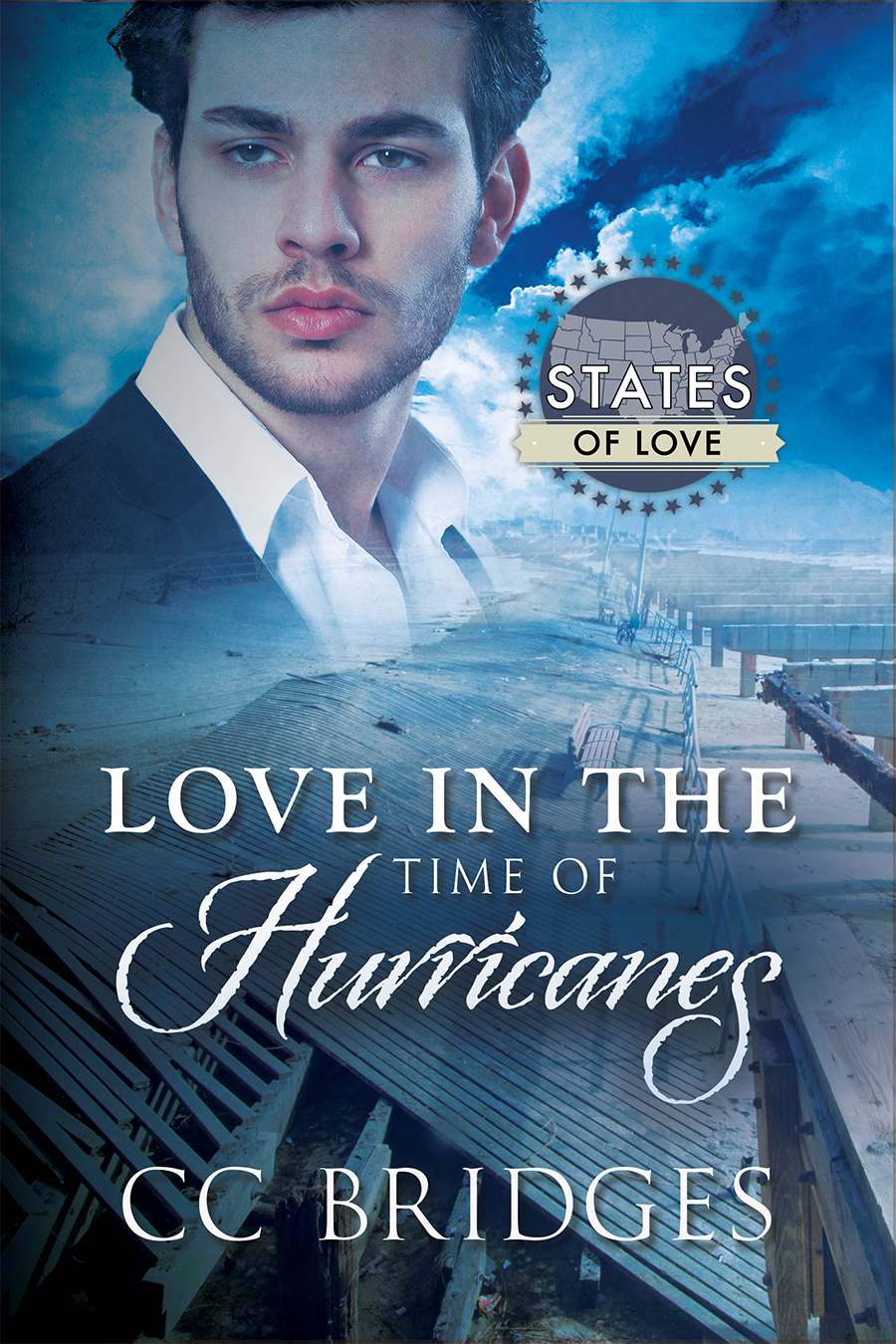 Cover for Love in the Time of Hurricanes